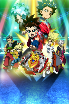 Beyblade Burst Turbo VF
