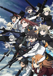 Strike Witches Operation Victory Arrow OVA