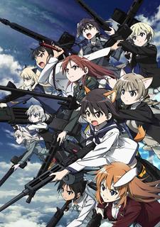 Strike Witches Operation Victory Arrow OVA