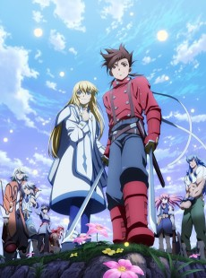 Tales of Symphonia The Animation: Sekai Tougou-hen OVA