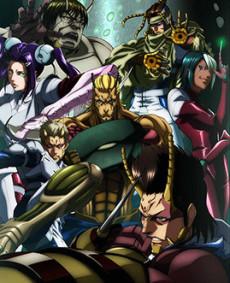 Terra Formars: Bugs 2-hen OVA