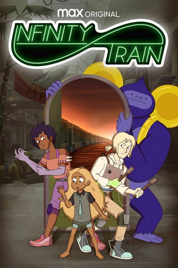 Infinity Train Saison 2
