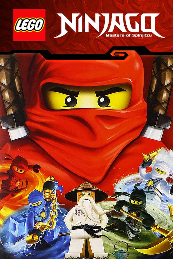 LEGO Ninjago: Masters of Spinjitzu Saison 3