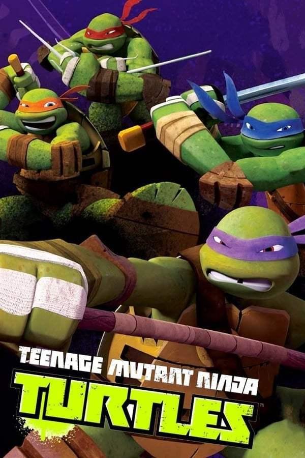 Les Tortues Ninja 2012 Saison 5