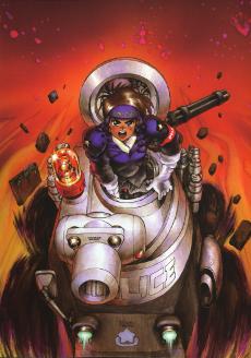 New Dominion Tank Police OVA