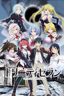 Trinity Seven: Nanatsu no Taizai to Nana Madoushi OVA (2015)
