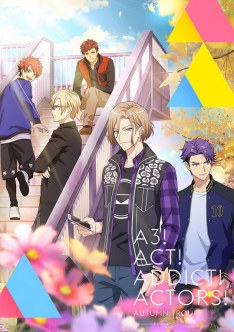 A3! Season Autumn and Winter