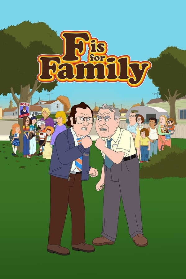 F Is For Family Saison 2