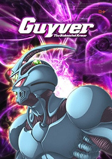 Guyver: Bioboosted Armor