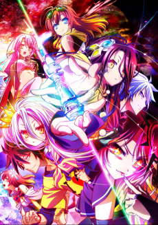 No Game, No Life Zero (2017) VF