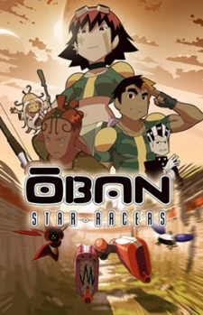Oban, Star-Racers VF