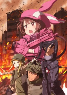 Sword Art Online Alternative: Gun Gale Online VF