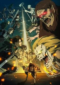 Attack on Titan Saison 4 – The Final