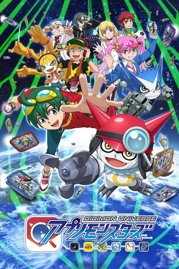 Digimon Universe: App Monsters VF