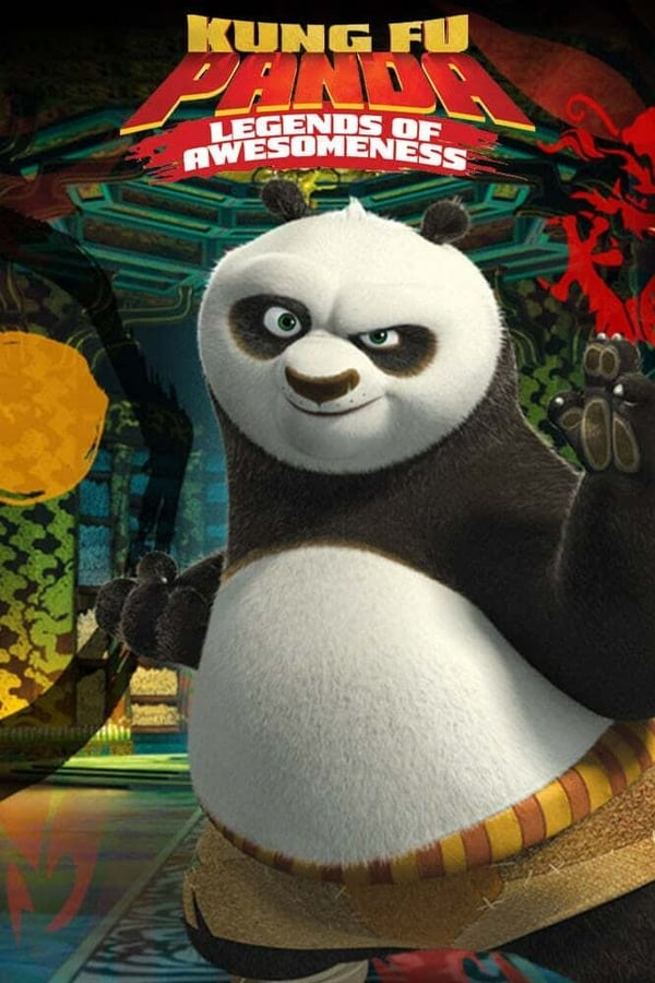 Kung Fu Panda : L'Incroyable Légende Saison 1 VF