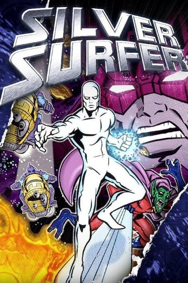 Silver Surfer VF