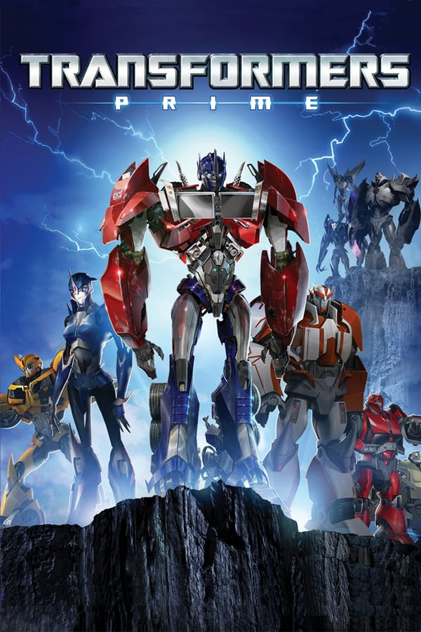 Transformers Prime Saison 1 VF