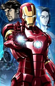 Marvel Anime Iron Man VF