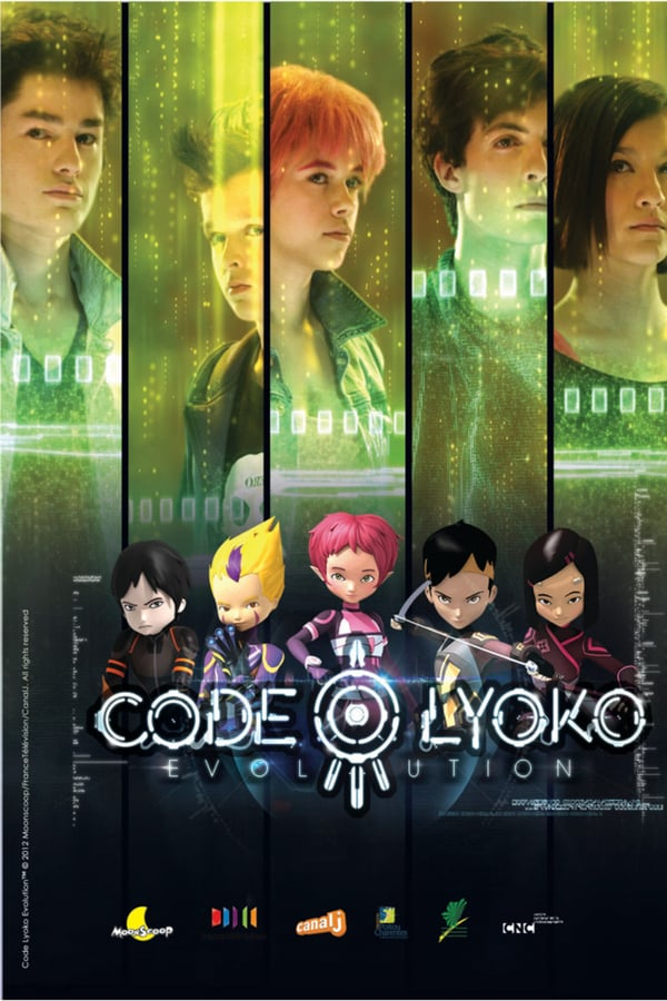 Code Lyoko Evolution VF