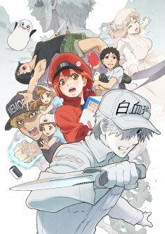 Cells at Work! Saison 2 VF