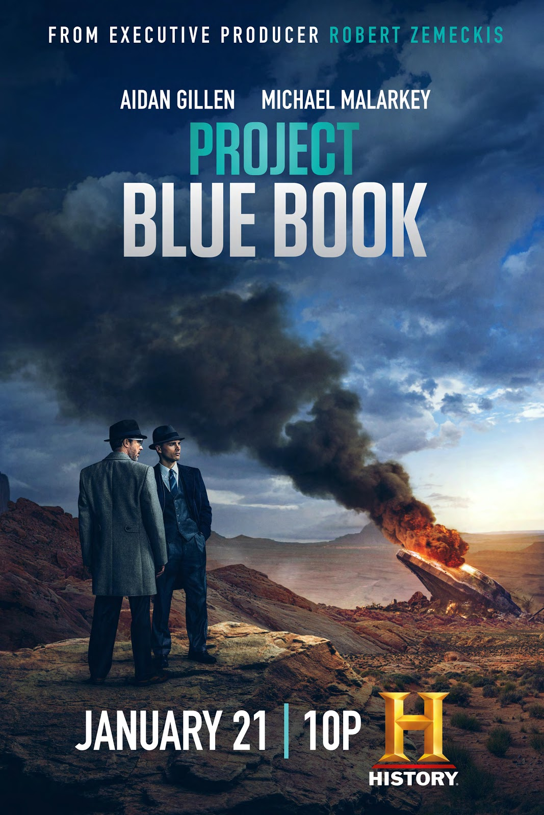 Project Blue Book Saison 2