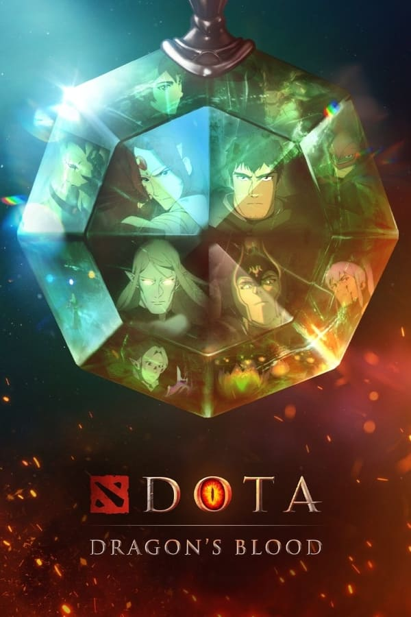 DOTA Dragons Blood VF