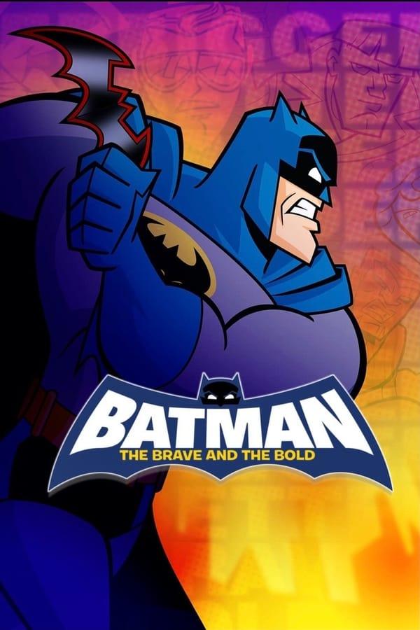Batman – l'alliance des heros VF