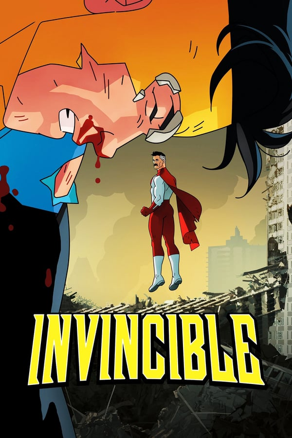 Invincible (2021) Saison 1 VF