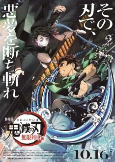 Demon Slayer -Kimetsu no Yaiba- Le Film : Le train de l'infini (2020)