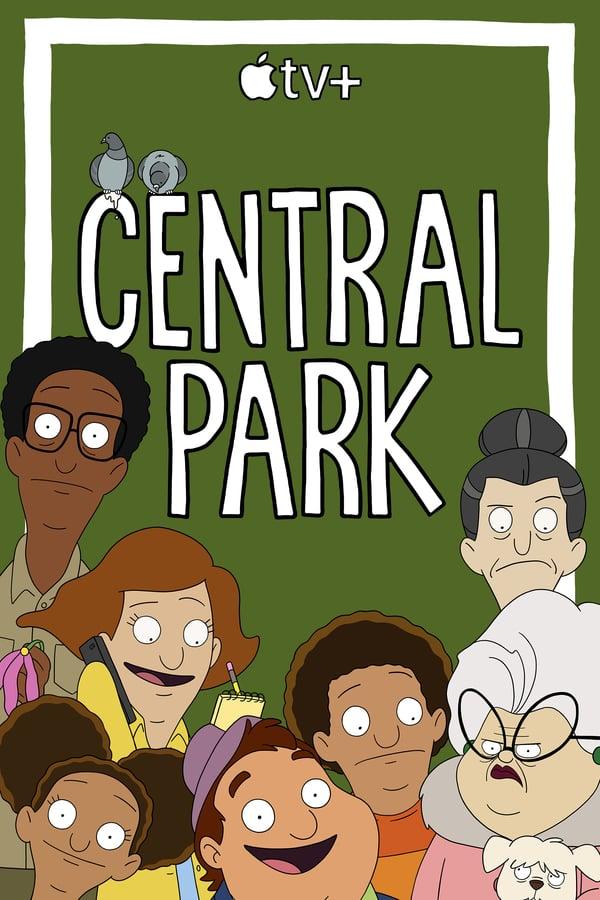 Central Park Saison 1 VF