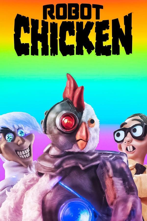 Robot chicken Saison 8