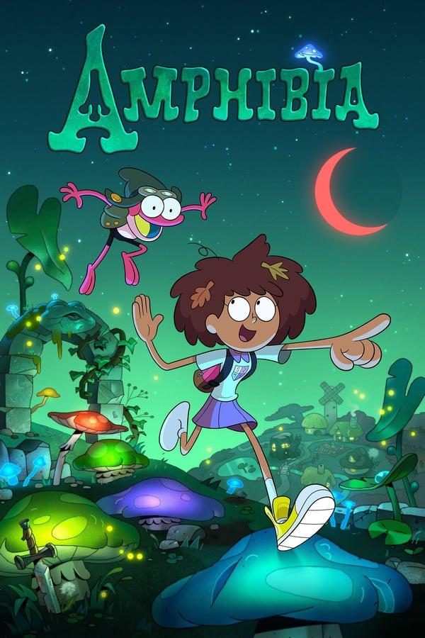 Amphibia Saison 2 VF
