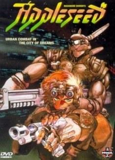 Appleseed OAV (1988) VF