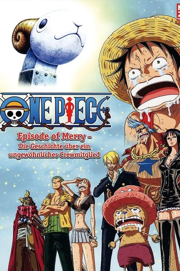 One Piece : Épisode du Merry : L'histoire d'un grand ami (2013) VF