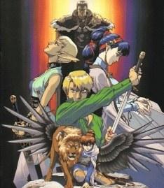 Lodoss : La Légende de Crystania (1995) VF