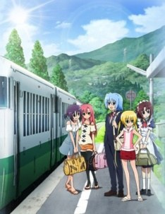 Hayate No Gotoku! Heaven Is A Place On Earth (2011)