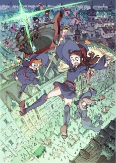 Little Witch Academia: The Enchanted Parade (2015) VF