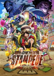 One Piece Film 14: Stampede (2019) VF