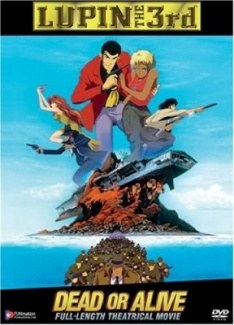 Lupin III : Dead or Alive (1996) VF