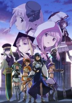 Magia Record: Puella Magi Madoka Magica Side Story Saison 2 – Eve of Awakening