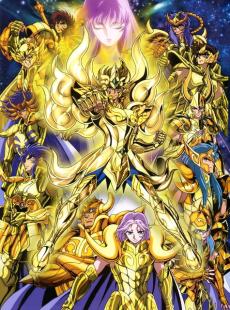 Saint Seiya Soul of Gold VF