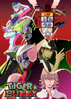 Tiger and Bunny VF